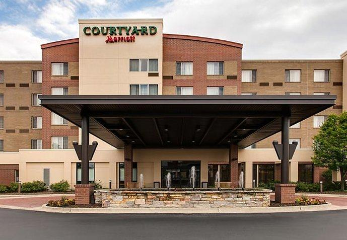 ‪Courtyard by Marriott Chicago / Schaumburg‬