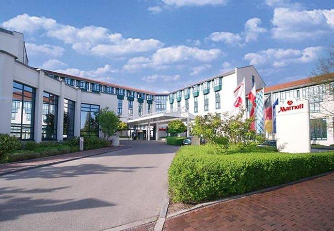 Munchen Airport Marriott Hotel