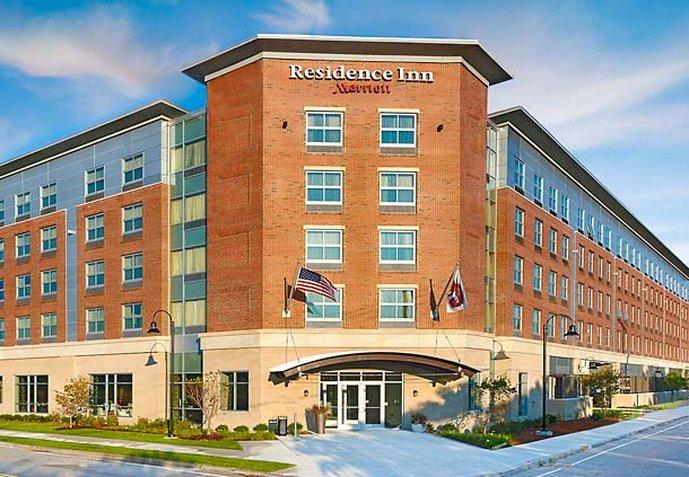 Residence Inn Boston Logan Airport/Chelsea