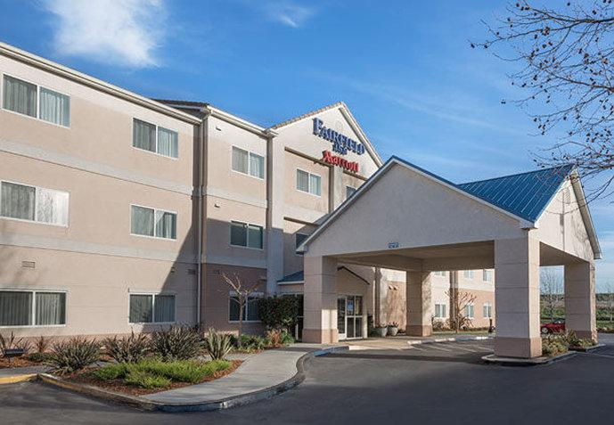 Fairfield Inn Tracy
