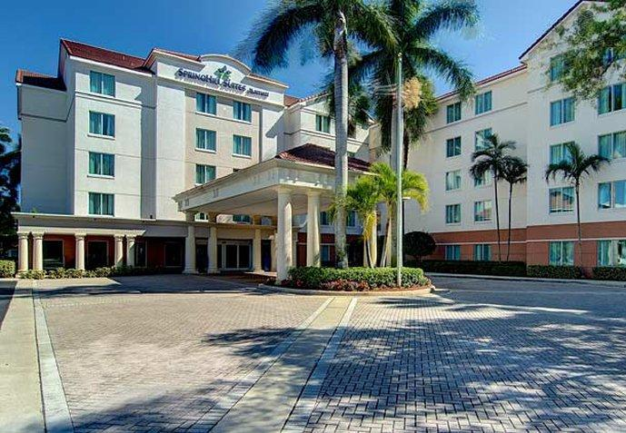 SpringHill Suites by Marriott Boca Raton