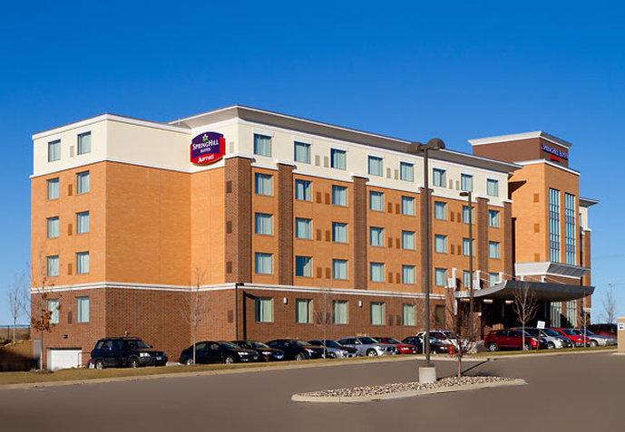 SpringHill Suites Minneapolis-St. Paul Airport
