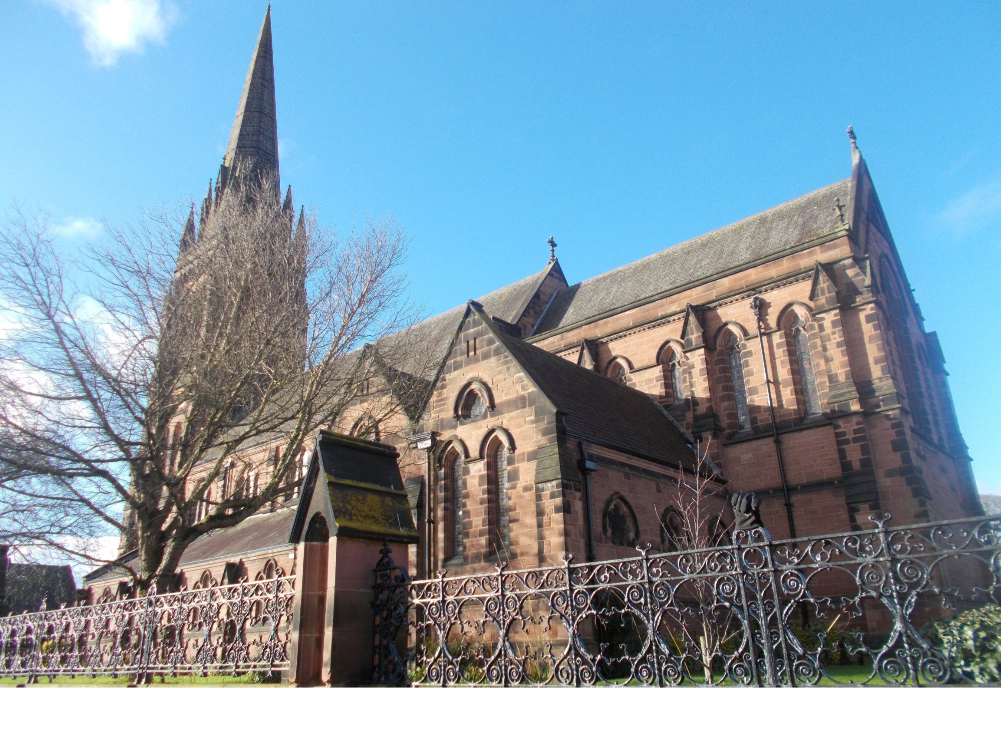 Parish Church Of Saint Mary Without-the-Walls | Overleigh Road, Handbridge, Chester CH4 7HL | +44 1244 671202