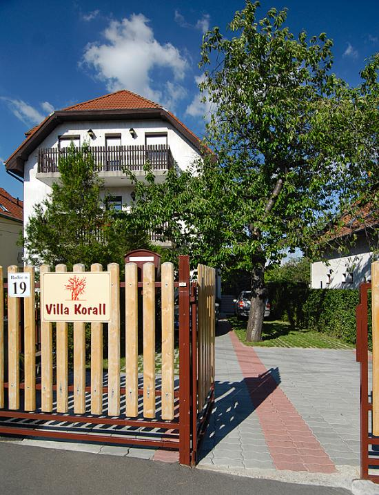 Villa Korall Pension