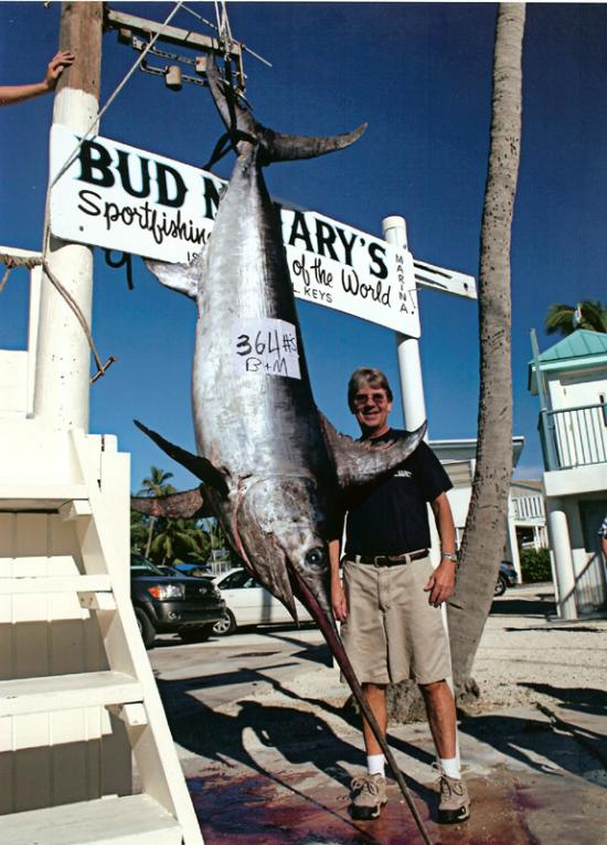 My 1st tarpon review of bud n 39 mary 39 s sportfishing for Bud n mary s fishing report