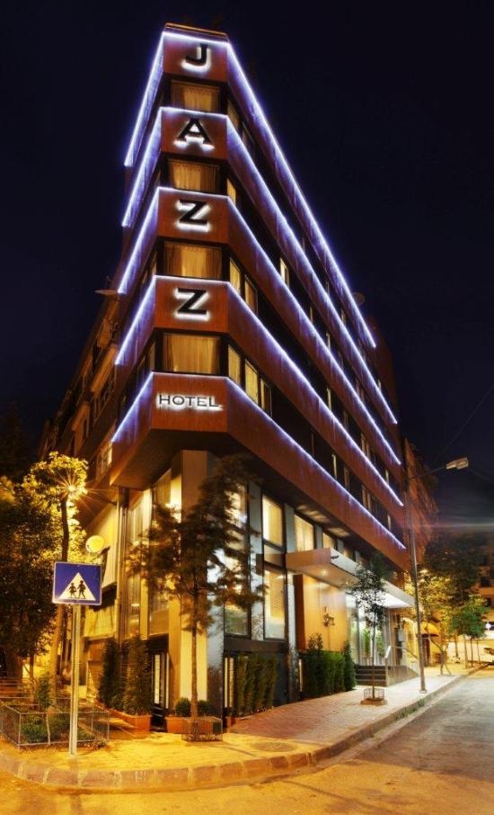 Jazz hotel istanbul turkey hotel reviews tripadvisor for Designhotel jaz