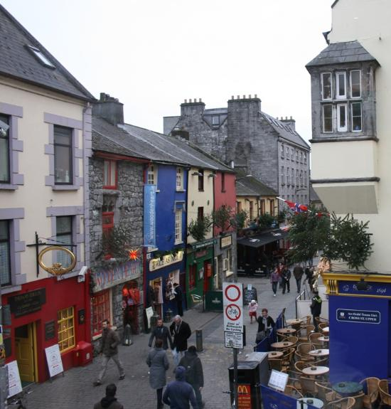 Galway On Foot