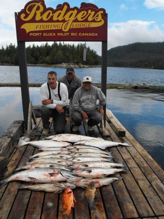 rodgers fishing lodge review