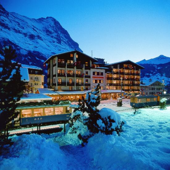 Derby hotel grindelwald schweiz 236 hotel bewertungen for Derby hotels