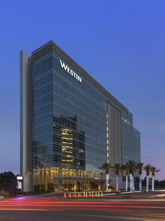 The Westin Santa Fe Mexico City