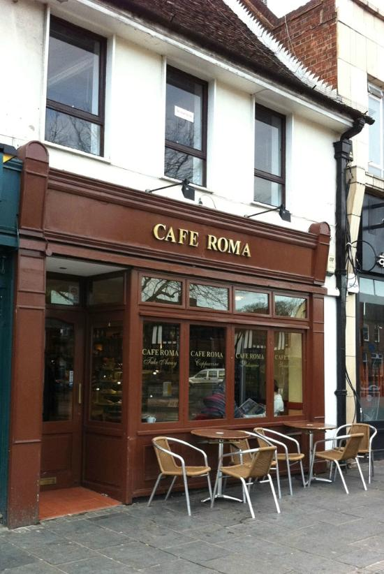 Cafe roma st albans restaurant reviews photos tripadvisor St albans swimming pool timetable