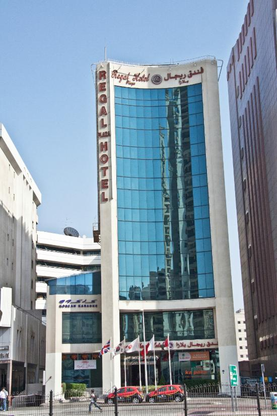 Regal plaza hotel dubai united arab emirates hotel for Best value hotels in dubai