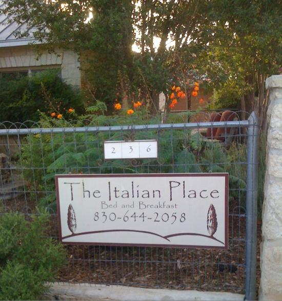 The Italian Place Bed and Breakfast