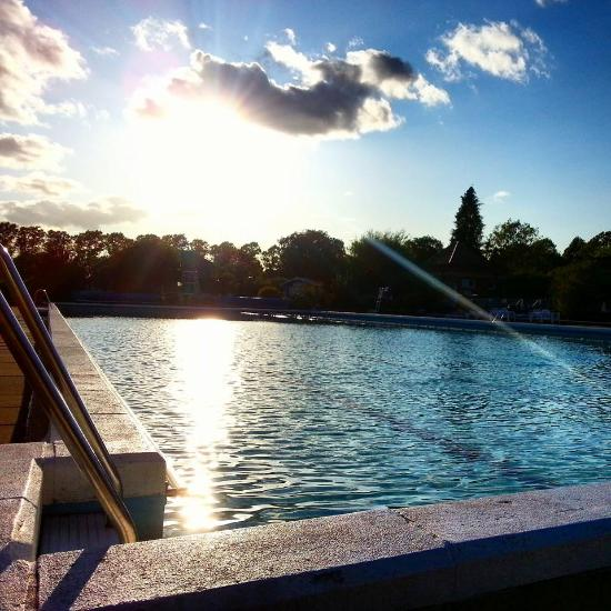 A Great Outdoor Pool Hitchin Swimming Centre Hitchin Traveller Reviews Tripadvisor