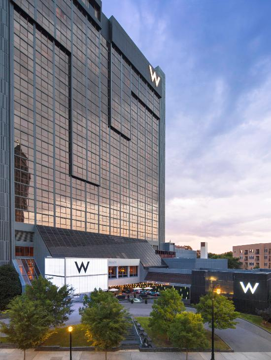 W atlanta midtown ga hotel reviews tripadvisor for Hotel near mercedes benz stadium atlanta