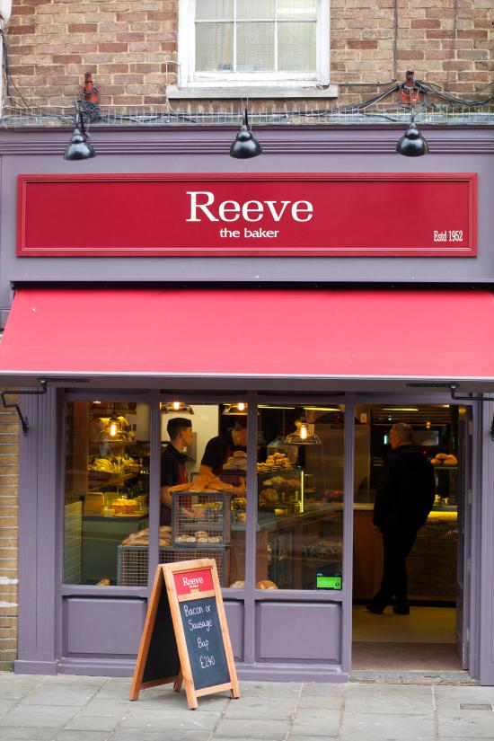 Delicious Reeve The Baker Salisbury Traveller Reviews
