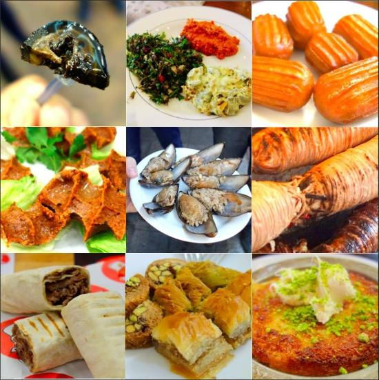 Istanbul on Food - Culinary Tours (Turkey): Address, Phone Number, Attraction...