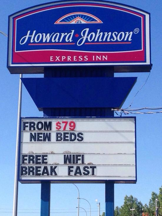 Howard Johnson Express Calgary