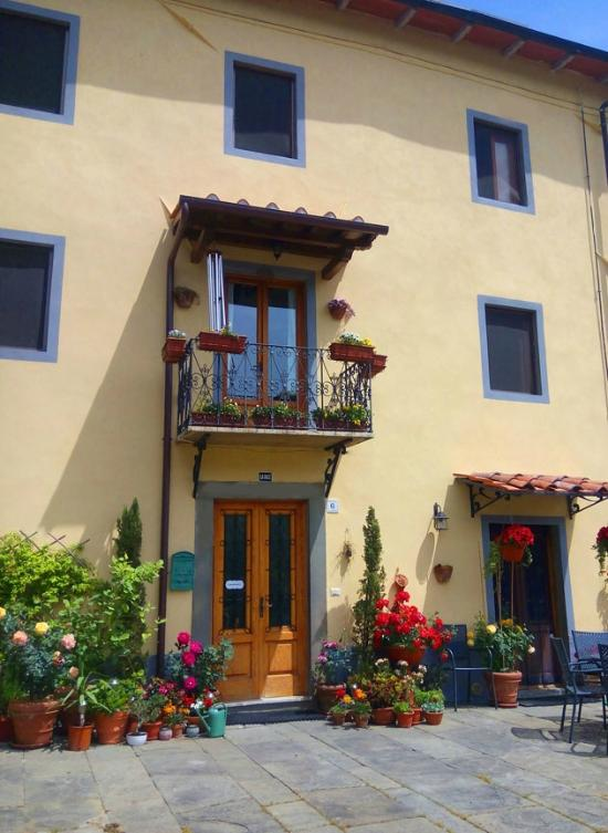 Casa La Pace Bed and Breakfast