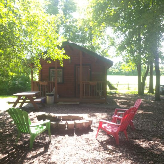 Buttonwood grove winery cabins romulus ny campground for Sampson state park ny cabins