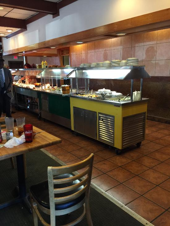Southern Style Buffet And Pretty Good Food At A Great Price Review Of Kacey S Home Cooking
