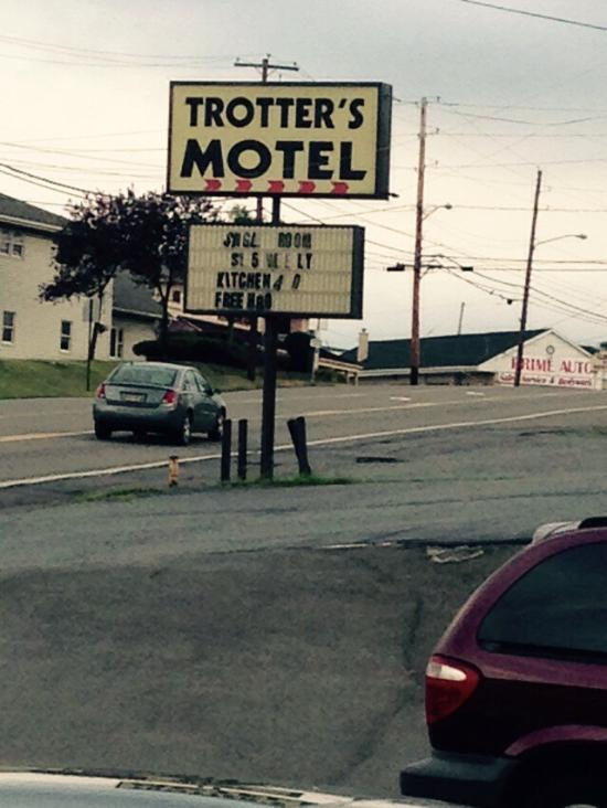A Trotters Motel