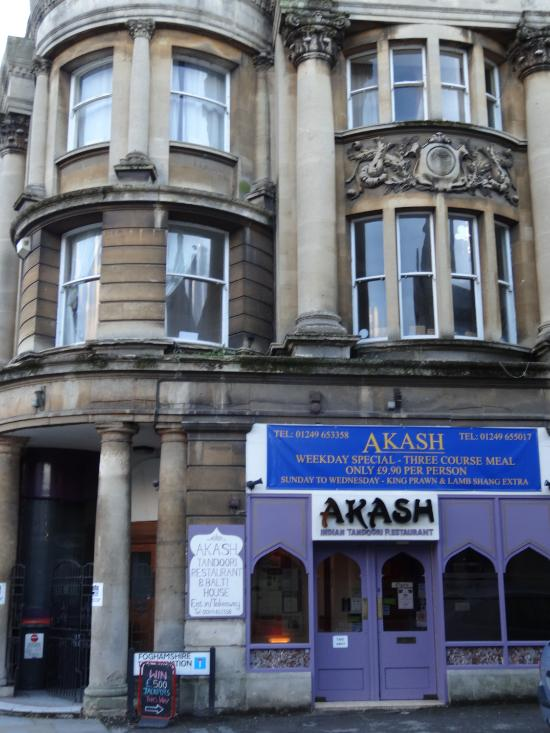 Popular restaurants in chippenham tripadvisor for Akash indian cuisine