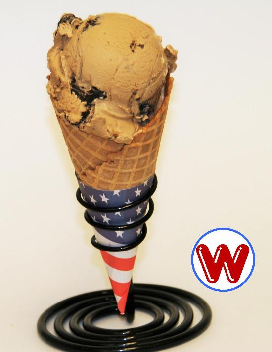 Our delicious frozen custard!