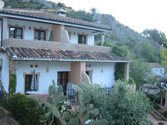 Molino del Santo: Lovely accomodation all with terraces