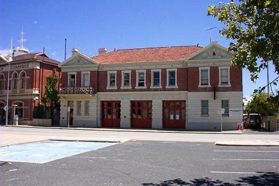 Old Fire Station Backpackers