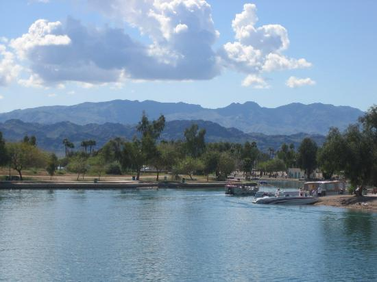 Lake Havasu City, Arizona: Water view Lake Havasu City