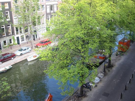 Looking Out At Canal From Window Picture Of Seven