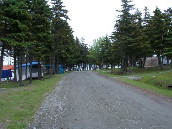 Seabreeze Campground & Cottages