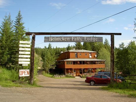 Helmcken Falls Lodge