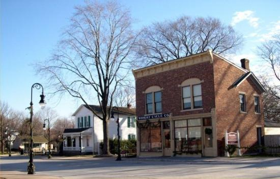 Dearborn, MI : Wright Shop and Home