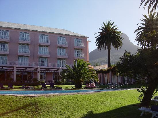 hotel review reviews belmond mount nelson cape town central western