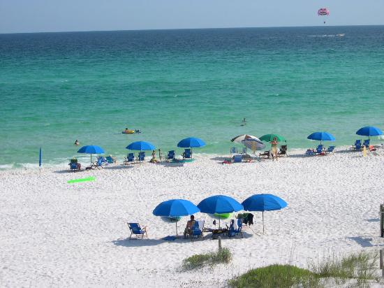 Hilton Sandestin Beach, Golf Resort & Spa: Pristine Sands