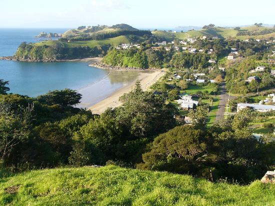 le de Waiheke, Nouvelle-Zlande : scenic shot 