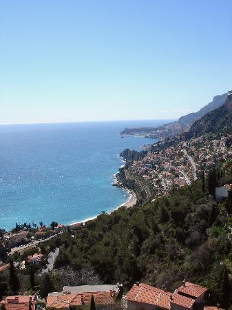 Villefranche-sur-Mer, Fransa: The Cote D&#39;Azur