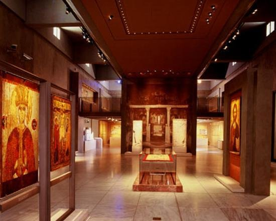 Museum of Byzantine Culture (Thessaloniki, Greece ...