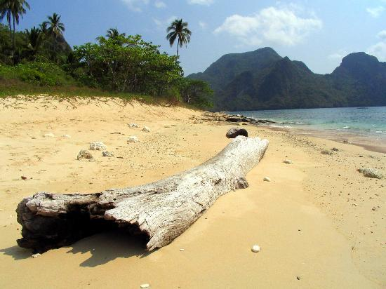 Palawan, Filipinas: Empty beaches