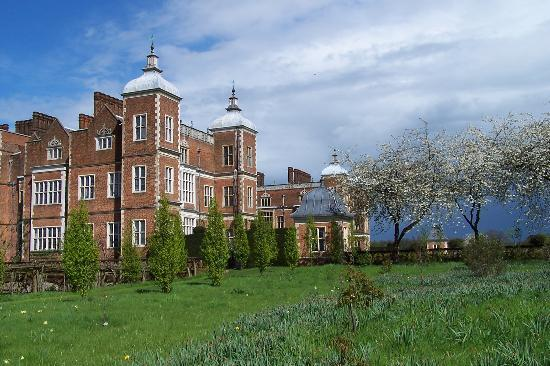 St. Albans, UK : Hatfield House
