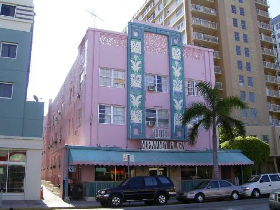 Photo of Normandy Plaza Hotel Miami Beach