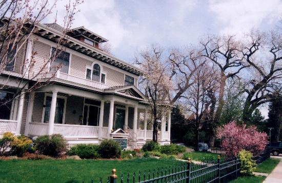 Photo of The Edwards House Bed and Breakfast Fort Collins