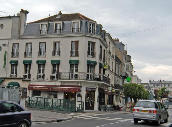 Photo of Hotel Le Richelieu Fontainebleau