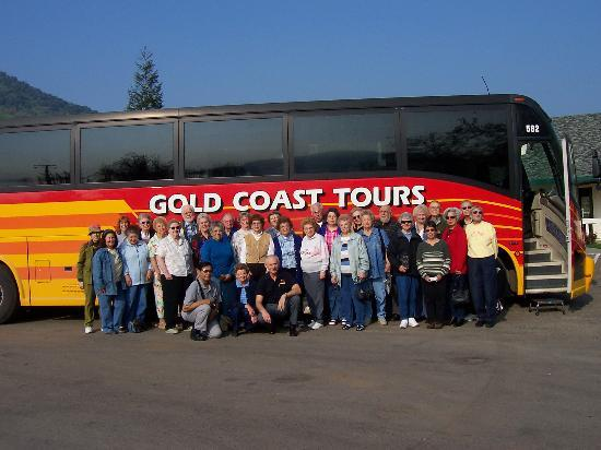 Wonder Valley Ranch Resort: Our Bus Group