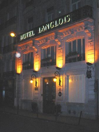 Photo of Hotel Langlois Paris