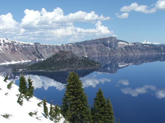 Oregon : Crater Lake 