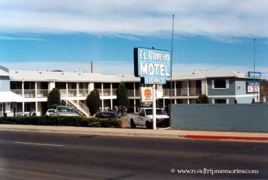 Photo of El Rancho Motel Williams
