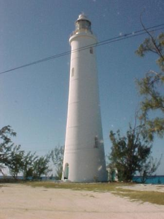 Walkine's Guest House: Inagua Lighthouse